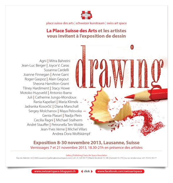 Swiss Art Space 2013 Drawing